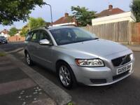 VOLVO V50 1.6 D E DRIVE 59 PLATE ESTATE LOW MILES EXCELLENT RUNNER £2800
