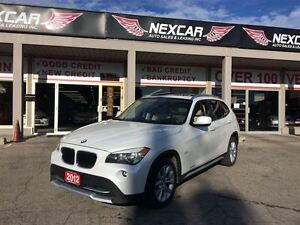 2012 BMW X1 AUTO* AWD LEATHER PANORAMIC ROOF 91K