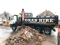 Birmingham grab Hire and haulage ltd cover all over west midlands
