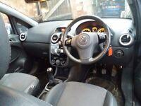 Vauxhall Corsa design 1.2 new engine *full mot