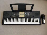Yamaha YPT-220 Piano Keyboard & pedal