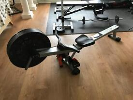 V-fit Air Rowing Machine