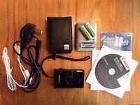 Canon Ixus 510 HS Black Digital Camera