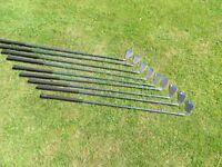 Brand New Full set of Left Handed Tanaka irons