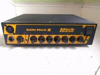 Markbass Little Mark II Bass amplifier/ Bass Head/ Bass Amp