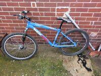 2 bikes spares or repairs