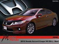 2015 Honda Accord EX-L-NAVI V6