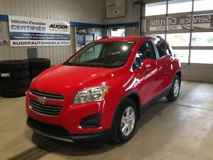 2016 CHEVROLET TRAX FWD