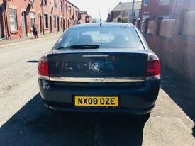 Vauxhall vectra 1.9 cdti not passat, tax & mot 11 months, Low mileage 130