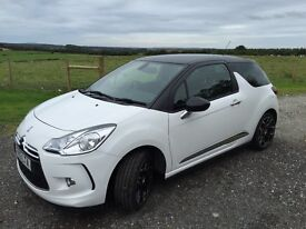 Citroen DS3 1.6 e-HDi Airdream DStyle Plus 3dr -immaculate condition, 1 very careful owner from new