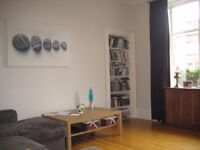 Musselburgh One Bedroom Flat - small private front garden and shared rear garden