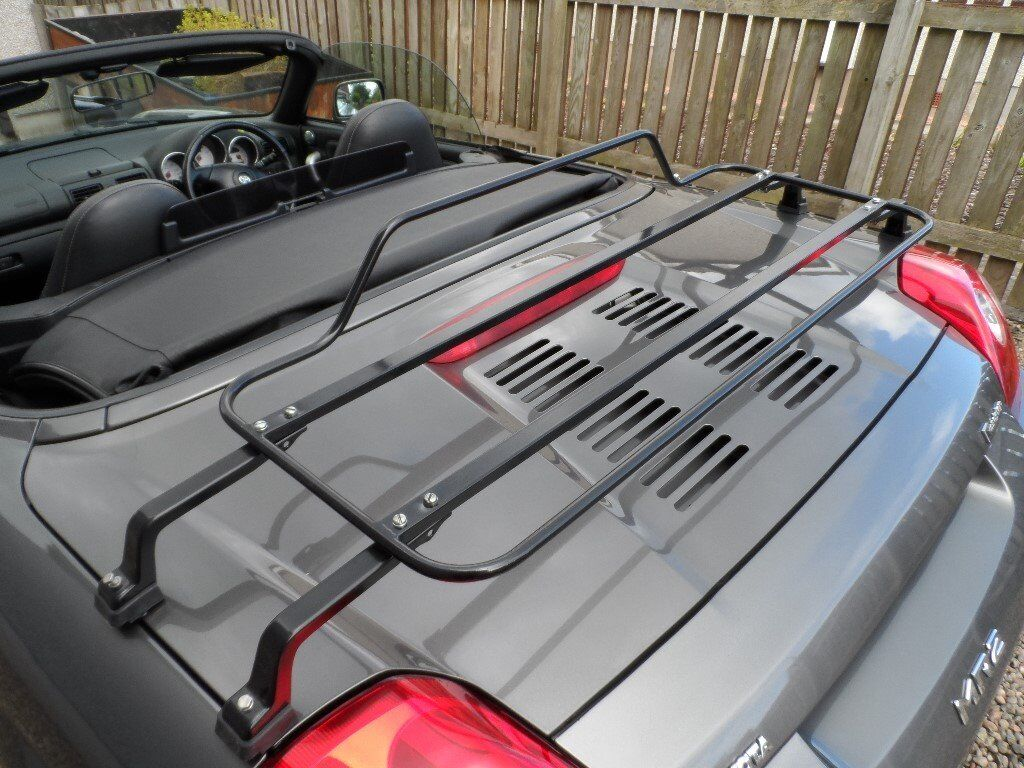 Engine Lid Luggage Rack For Toyota Mr2 Mk3 Roadster In