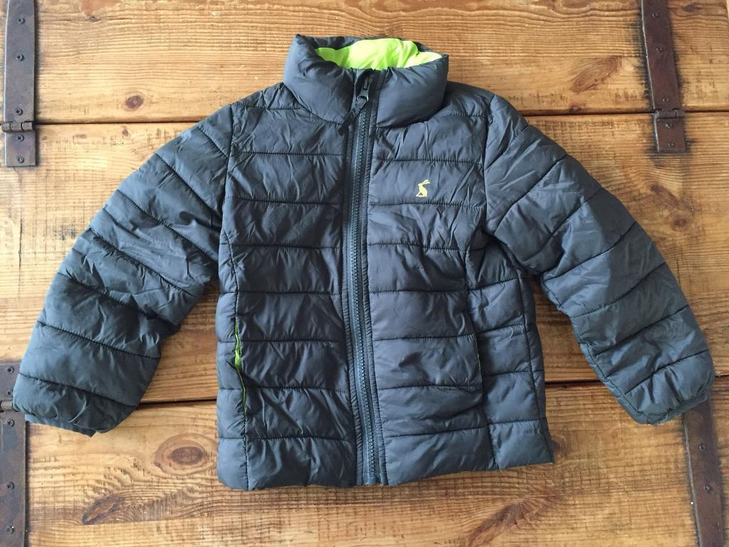 4d4fd4226666 Joules boy s coat age 4