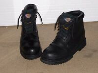 'Dickies' Steel Toe Capped Workwear Boots