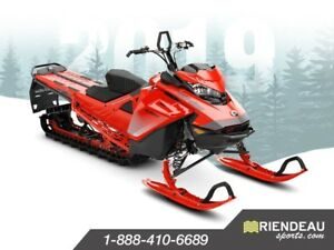 2019 Ski-Doo Summit X 165 850 E-TEC