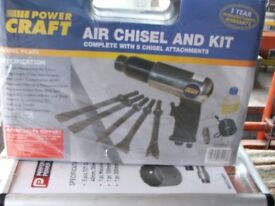 air chisel kit