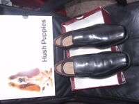 Mens Hush Puppies size 11 as new