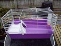 Meduim size rabbit/ rodent cage