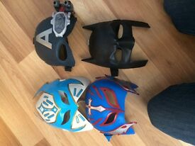 Selection of children's mask