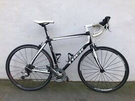adeb6af5547 Trek Alpha 1.5 105/Tiagra Alu/Carbon Road Bike (25