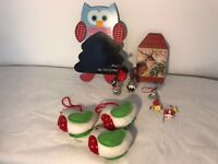 Small assortment of Christmas Decorations - FREE