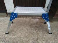 Folding Aluminium Hop-Up Platform