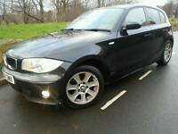 BMW 118D SE 2004 54'REG*FULL LEATHER*FSH*PRISTINE CONDITION*CHEAP TAX+INSURANCE#AUDI#320D#M SPORT