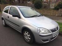 VAUXHALL CORSA 1.2 LIFE 2005 REGISTERED GREAT LITTLE RUNNER