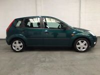 2003 FORD FIESTA 1.4 ZETEC 5dr *** LONG MOT ***