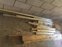 Timber and spindles