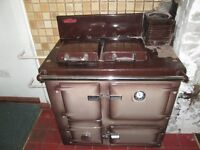 Rayburn Royal Solid Fuel Burner