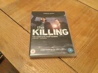 The Killing series 1 DVD ( American version)