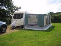 Trio Sport caravan awning, size 965cm