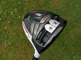 Taylormade R15 430 TP Driver / 9.5 degrees / Stiff Speeder 661 shaft