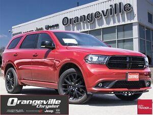 2015 Dodge Durango LIMITED BLACKTOP, AWD, V6, COM