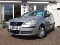 2009 09 Volkswagen Polo 1.2 ( 60ps ) 2009MY E~LOW MILES~1 OWNER FROM NEW