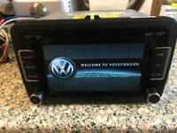 VW genuine stereo