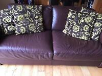 Set of 4 sofa pillows