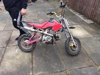 Pit bike spares or repir
