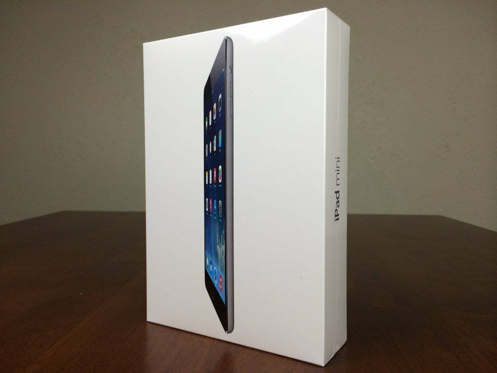 Apple iPad Mini 2 (new) 16GB Silver