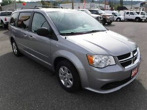 2013 Dodge Grand Caravan SE Prince George British Columbia image 1