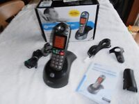 Geemarc AMPLIDECT 280 Cordless Phone