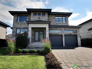 928 000$ - Maison 2 étages à vendre à Brossard