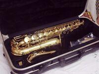 "Trevor James Alto Saxophone ""The Horn Revolution II"""
