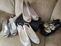 Size 6 Heel Bundle