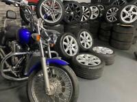 """17"""" inch genuine Mercedes Benz alloys wheels 5x112 Vito viano amg c e class"""