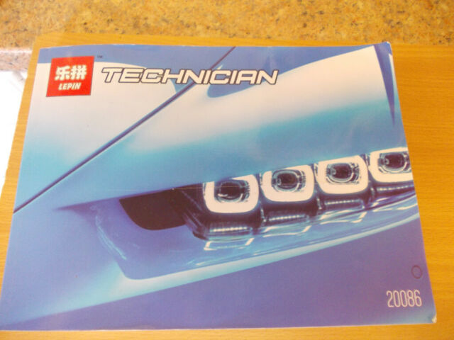 lego/lepin bugatti chiron racing car,3000+ parts bags still sealed from  new  | in Waterlooville, Hampshire | Gumtree