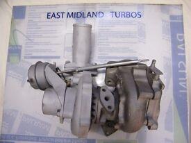 MG Metro Turbocharger