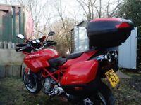 Ducati multistrada 1000 s
