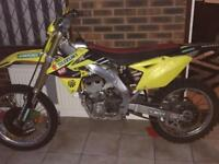 RMZ 450CC CROSSER